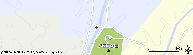 大分県佐伯市宇目大字千束2689周辺の地図