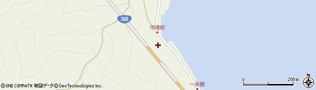 大分県佐伯市蒲江大字畑野浦189周辺の地図