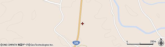 大分県佐伯市宇目大字小野市5136周辺の地図