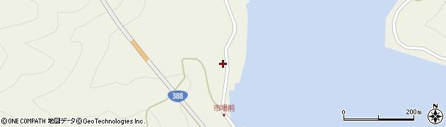 大分県佐伯市蒲江大字畑野浦253周辺の地図
