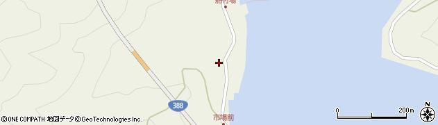 大分県佐伯市蒲江大字畑野浦250周辺の地図