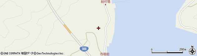 大分県佐伯市蒲江大字畑野浦245周辺の地図