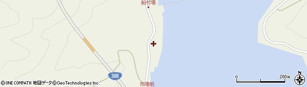 大分県佐伯市蒲江大字畑野浦265周辺の地図