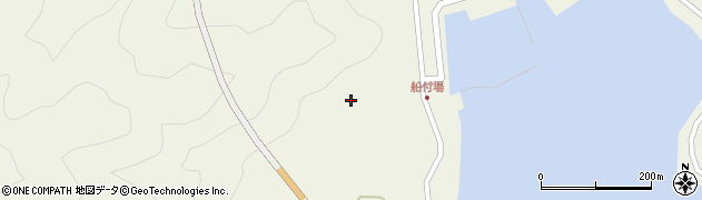 大分県佐伯市蒲江大字畑野浦371周辺の地図