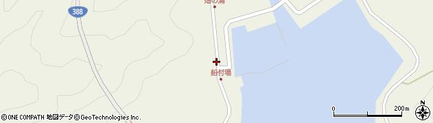 大分県佐伯市蒲江大字畑野浦376周辺の地図