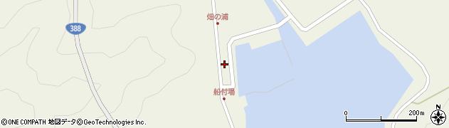 大分県佐伯市蒲江大字畑野浦379周辺の地図