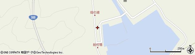 大分県佐伯市蒲江大字畑野浦384周辺の地図