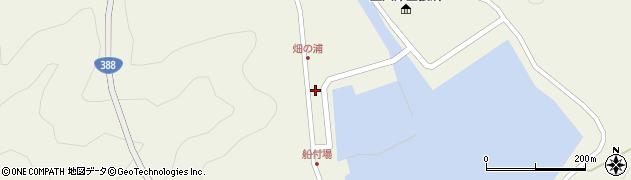大分県佐伯市蒲江大字畑野浦386周辺の地図