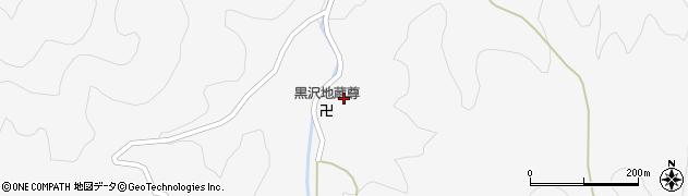大分県佐伯市直川大字仁田原1509周辺の地図
