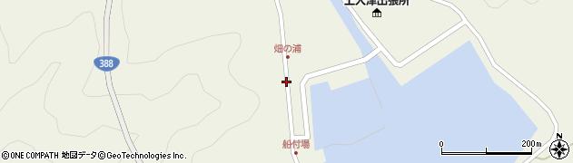大分県佐伯市蒲江大字畑野浦338周辺の地図