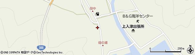 大分県佐伯市蒲江大字畑野浦426周辺の地図