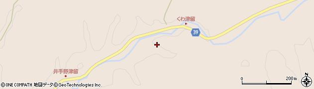 大分県佐伯市宇目大字小野市3323周辺の地図
