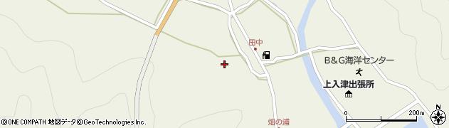 大分県佐伯市蒲江大字畑野浦565周辺の地図