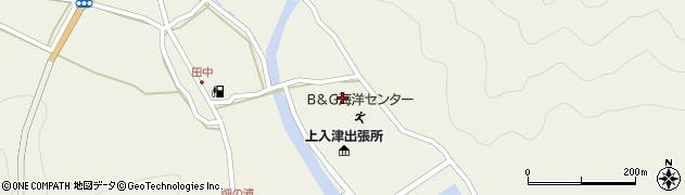 大分県佐伯市蒲江大字畑野浦2527周辺の地図