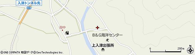 大分県佐伯市蒲江大字畑野浦2530周辺の地図
