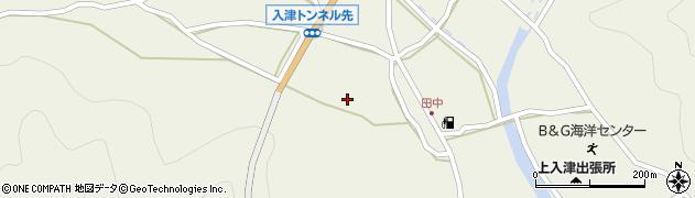 大分県佐伯市蒲江大字畑野浦678周辺の地図