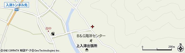 大分県佐伯市蒲江大字畑野浦2546周辺の地図