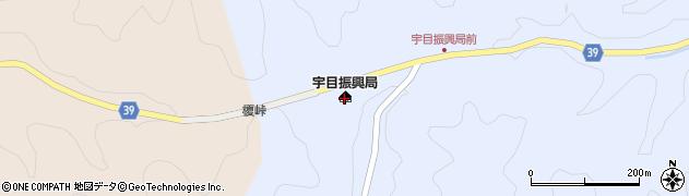 大分県佐伯市宇目大字千束1060周辺の地図