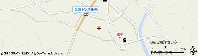 大分県佐伯市蒲江大字畑野浦676周辺の地図