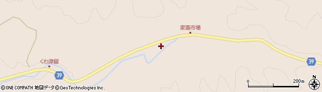 大分県佐伯市宇目大字小野市3212周辺の地図