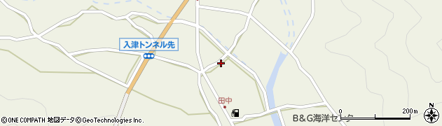 大分県佐伯市蒲江大字畑野浦624周辺の地図