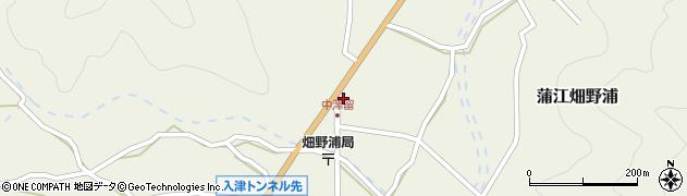 大分県佐伯市蒲江大字畑野浦1609周辺の地図