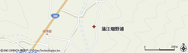 大分県佐伯市蒲江大字畑野浦2483周辺の地図