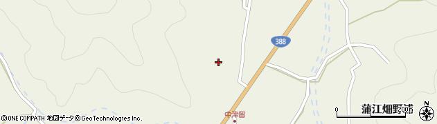 大分県佐伯市蒲江大字畑野浦1556周辺の地図
