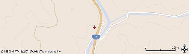 大分県佐伯市宇目大字小野市2418周辺の地図