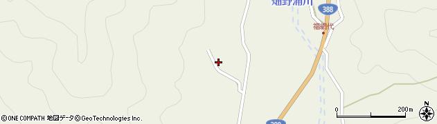 大分県佐伯市蒲江大字畑野浦1793周辺の地図