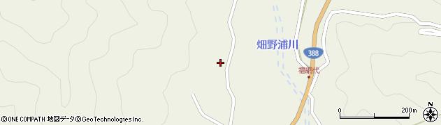 大分県佐伯市蒲江大字畑野浦1799周辺の地図