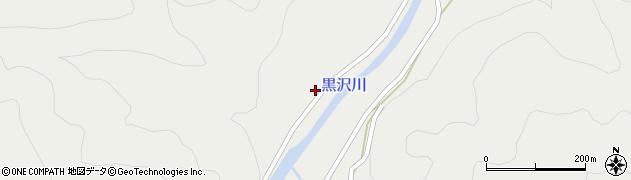 大分県佐伯市青山3718周辺の地図