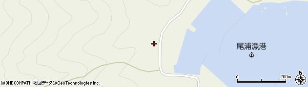 大分県佐伯市蒲江大字畑野浦2858周辺の地図