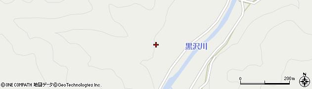 大分県佐伯市青山3748周辺の地図