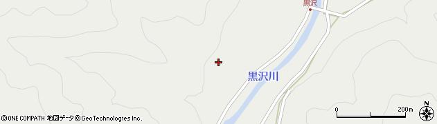 大分県佐伯市青山3741周辺の地図