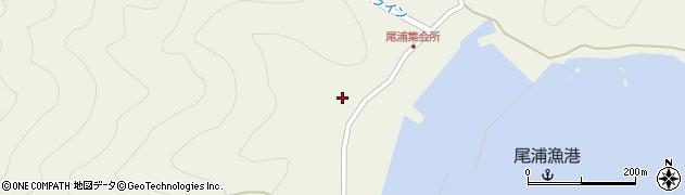 大分県佐伯市蒲江大字畑野浦2906-13周辺の地図