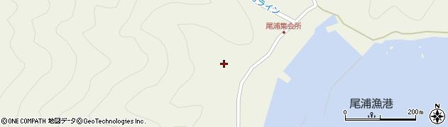 大分県佐伯市蒲江大字畑野浦2405周辺の地図