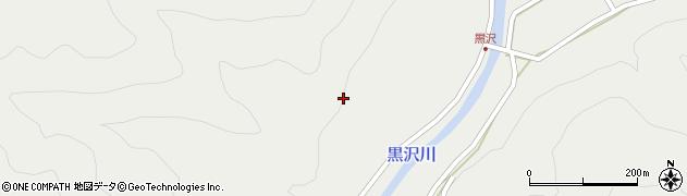 大分県佐伯市青山3665周辺の地図