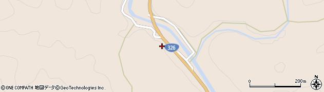 大分県佐伯市宇目大字小野市2282周辺の地図