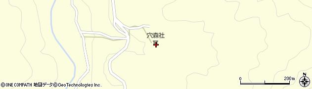 大分県竹田市神原1432周辺の地図