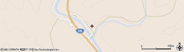 大分県佐伯市宇目大字小野市1427周辺の地図