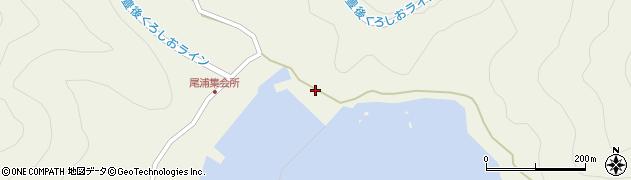 大分県佐伯市蒲江大字畑野浦2948周辺の地図