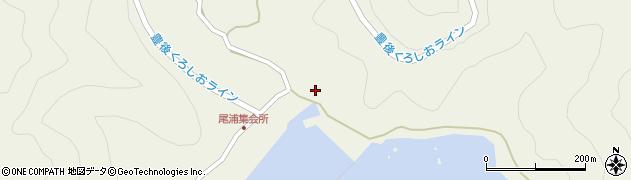 大分県佐伯市蒲江大字畑野浦2945周辺の地図