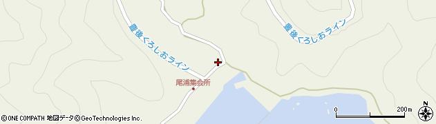 大分県佐伯市蒲江大字畑野浦2921周辺の地図