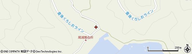 大分県佐伯市蒲江大字畑野浦2923周辺の地図