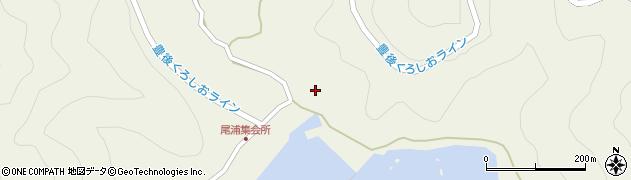 大分県佐伯市蒲江大字畑野浦2937周辺の地図