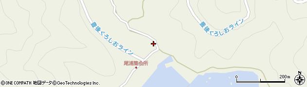 大分県佐伯市蒲江大字畑野浦2924周辺の地図