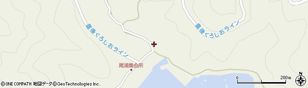 大分県佐伯市蒲江大字畑野浦2934周辺の地図