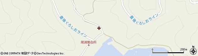 大分県佐伯市蒲江大字畑野浦2494周辺の地図