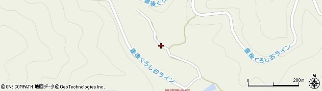 大分県佐伯市蒲江大字畑野浦2992周辺の地図